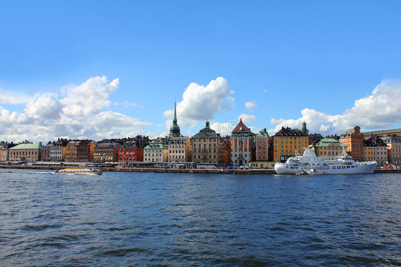 Download Gamla Stan Dictrict In Stockholm Stock Photo - Image: 20766150