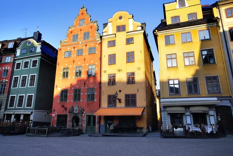 Gamla Stan Estocolmo foto de archivo libre de regalías