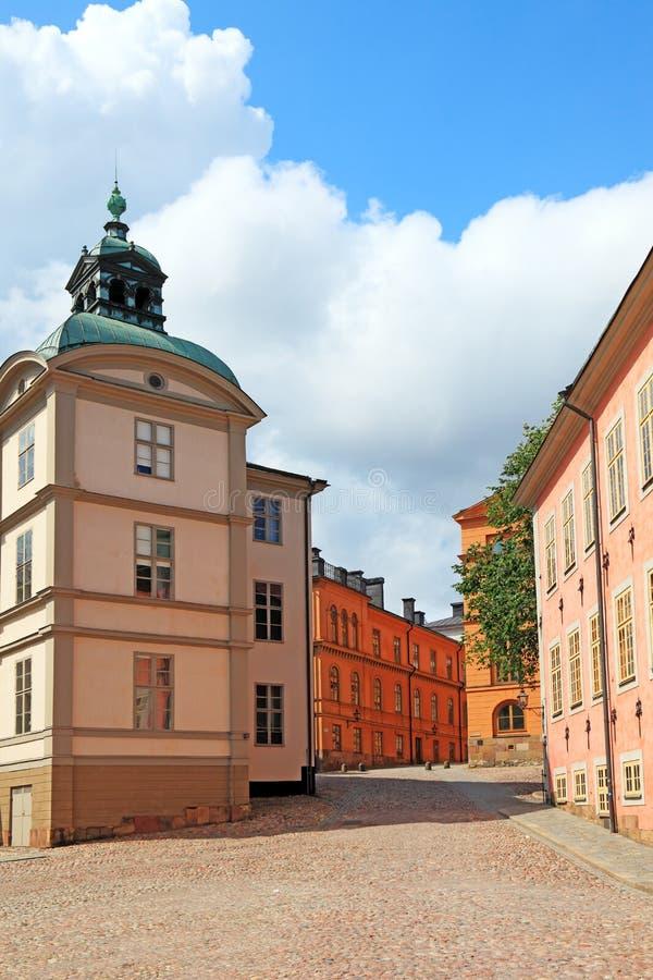 Gamla Stan, Stockholm. stockbild