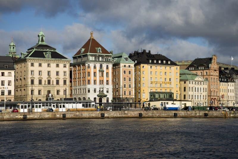 Gamla Stan, Stockholm lizenzfreie stockfotos