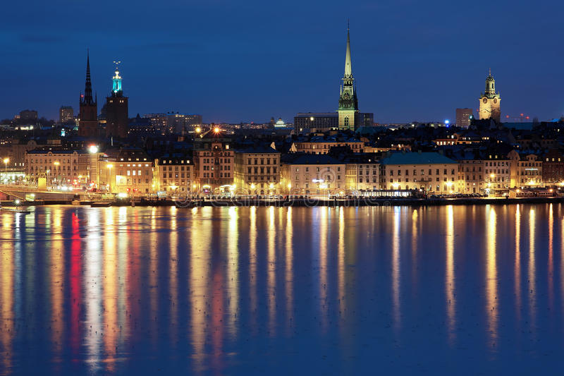 Download Gamla Stan In Stockholm, Sweden Stock Photo - Image: 19177448