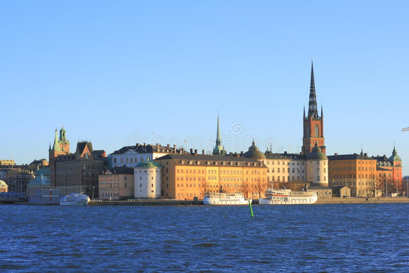 Download Gamla stan stock photo. Image of downtown, northern, capital - 33518992