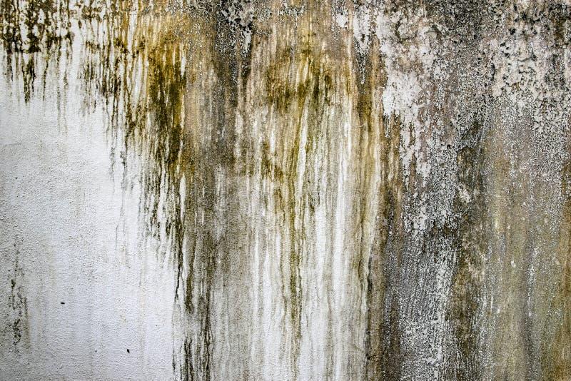 Gamla Textured knäckte väggen arkivfoto