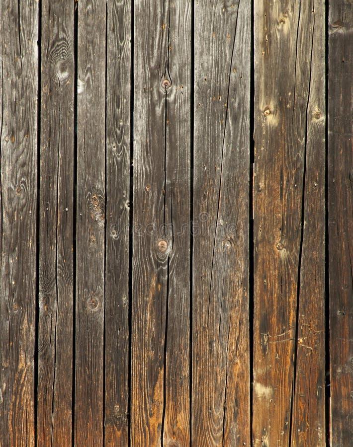 Gamla wood plankor, perfekt bakgrund för ditt begrepp eller projekt arkivbild