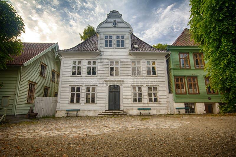 Gamle Bergen zdjęcie royalty free