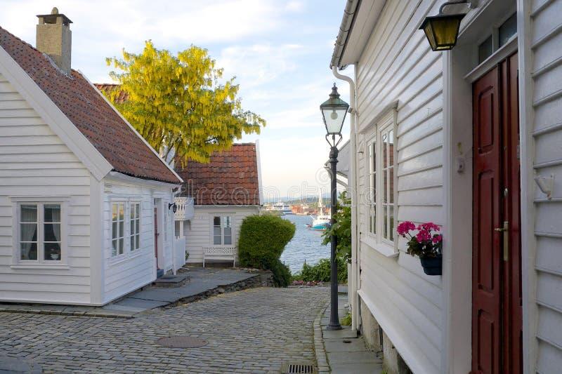 Gamle Stavanger 011 στοκ εικόνα με δικαίωμα ελεύθερης χρήσης