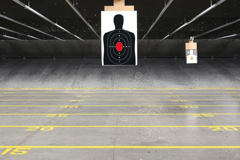 Gamma di fucilazione illustrazione di stock