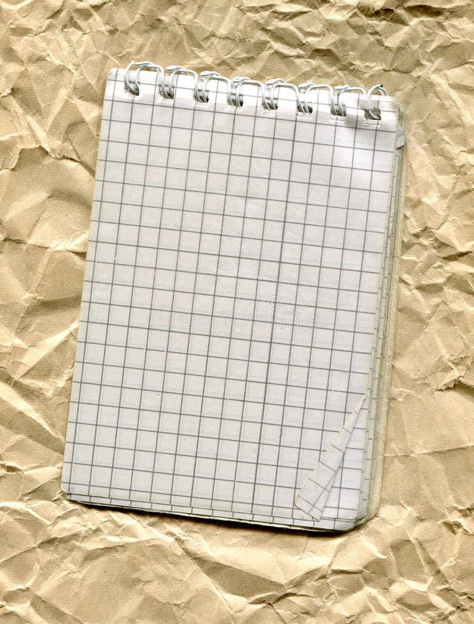 gammal anteckningsbok arkivfoton