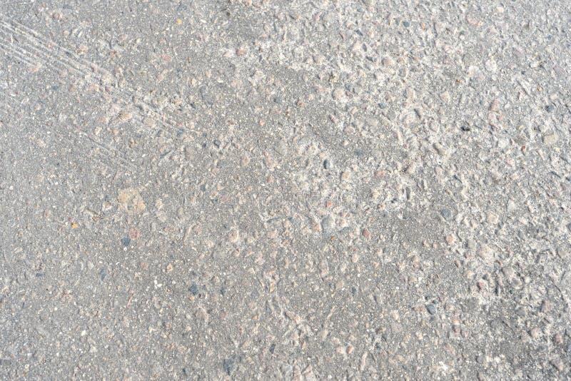 Gammal asfalt ytbehandlar texturbakgrund fotografering för bildbyråer