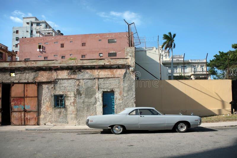 gammal bil arkivbild