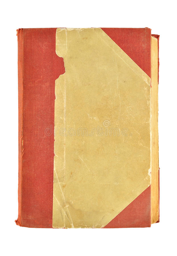 gammal bok royaltyfria foton