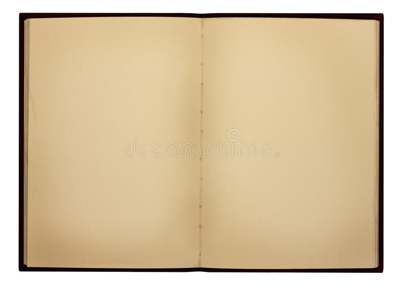 gammal bokanmärkning royaltyfri fotografi