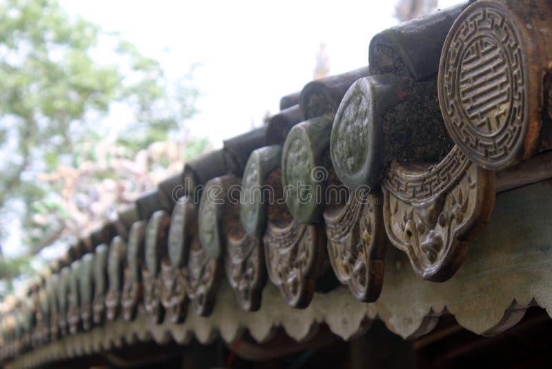 Gammal bro i Vietnam arkivbild