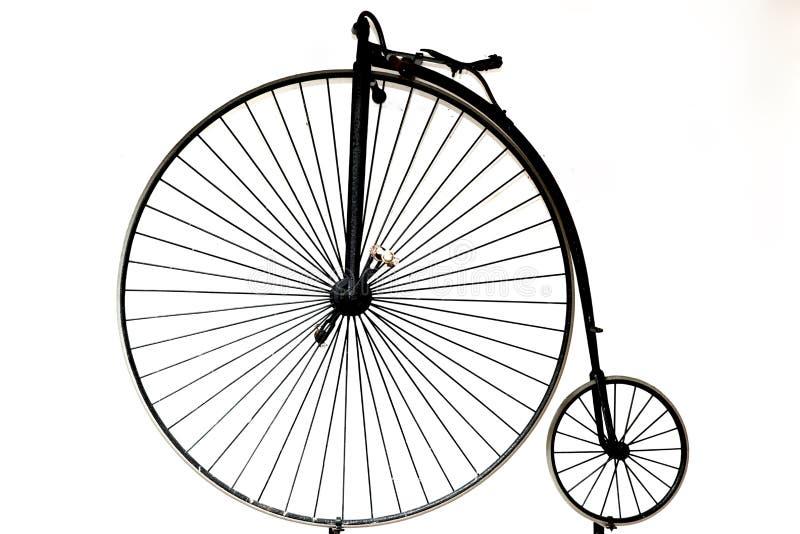 gammal cykel arkivfoto