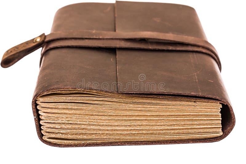 gammal dagbok royaltyfria foton
