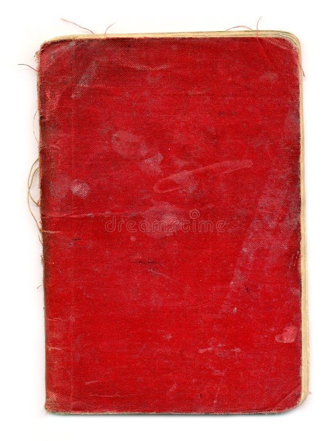 gammal facktextur för bok arkivfoto