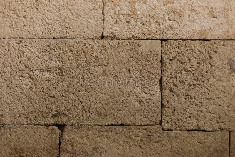 Gammal forntida grunge för tegelstenvägg royaltyfri foto