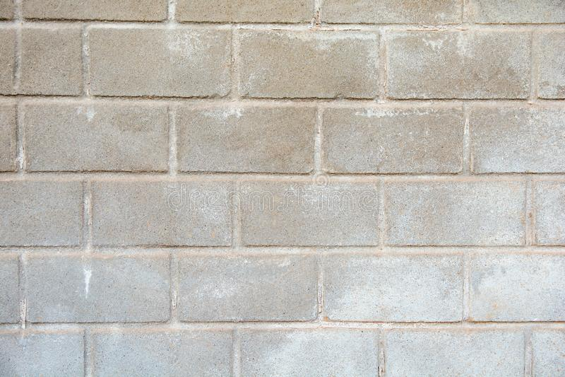 Gammal gr? betongv?gg f?r bakgrund royaltyfria foton