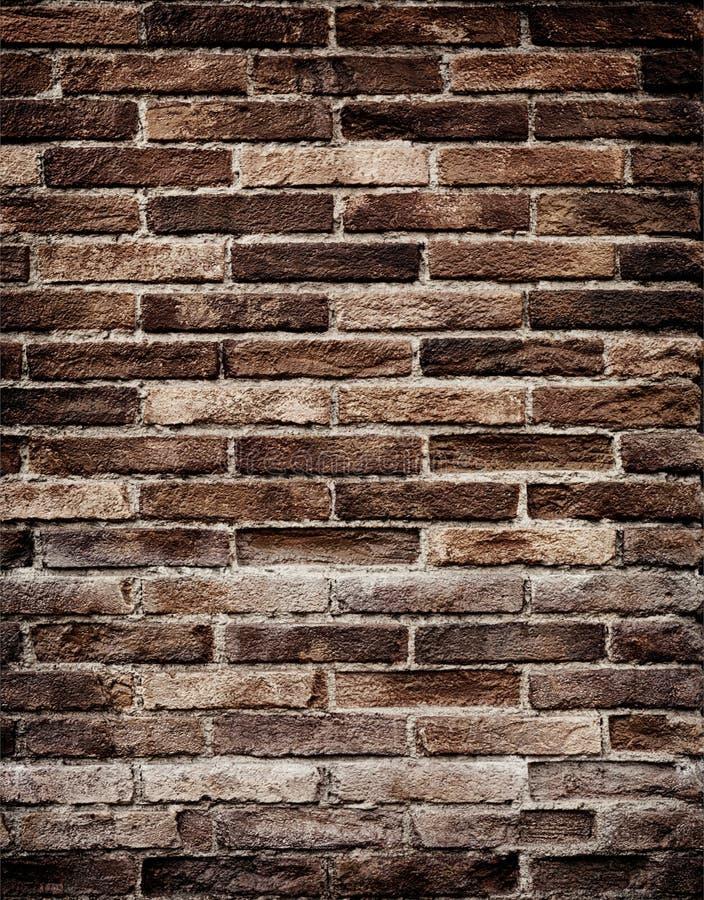 Gammal grungy textur för tegelstenvägg arkivfoton