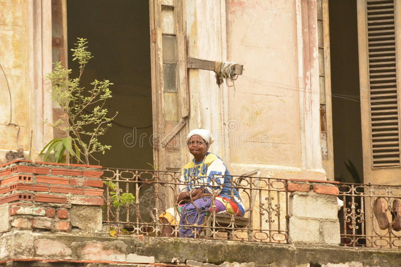 Gammal havannacigarr för Kuba fotografering för bildbyråer