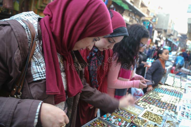 Gammal Kairo - Fatimid Kairo royaltyfria foton