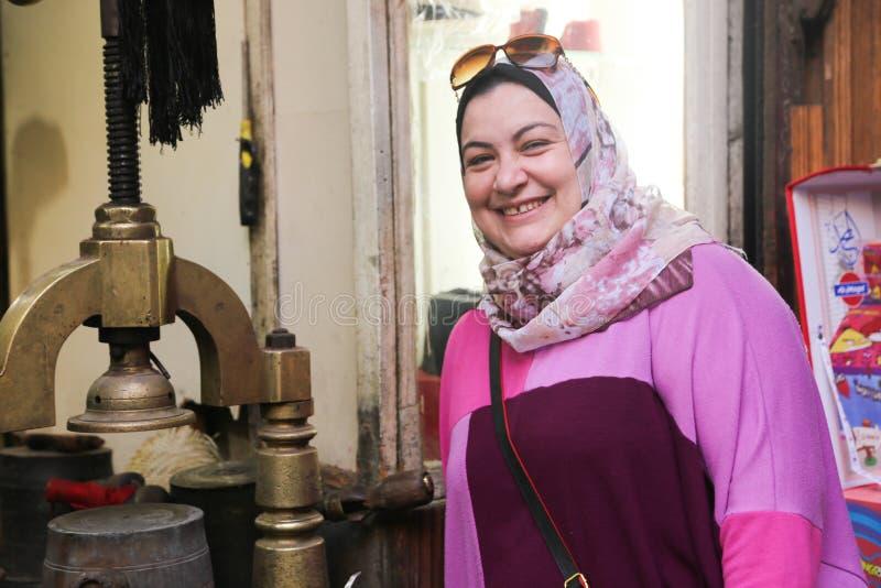 Gammal Kairo - Fatimid Kairo fotografering för bildbyråer