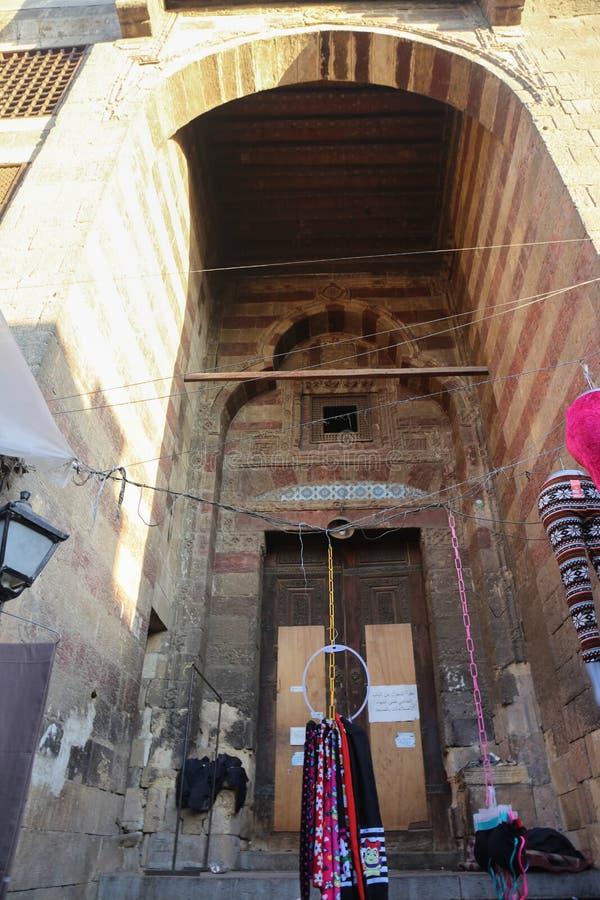 Gammal Kairo - Fatimid Kairo arkivfoton