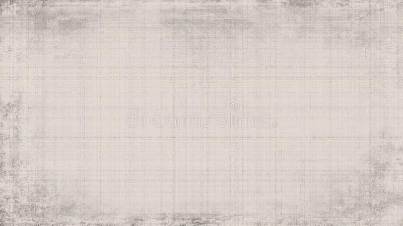 Gammal kanfas med stor textur arkivfoto