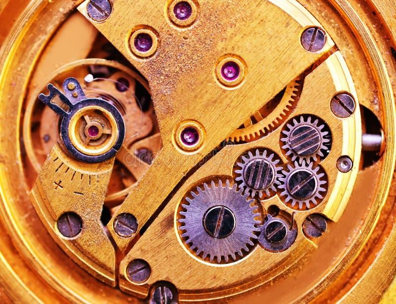 Download Gammal klocka arkivfoto. Bild av contrast, klocka, teknik - 37344816