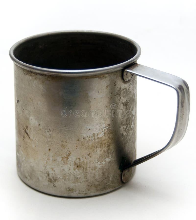 gammal koppmetall royaltyfri bild