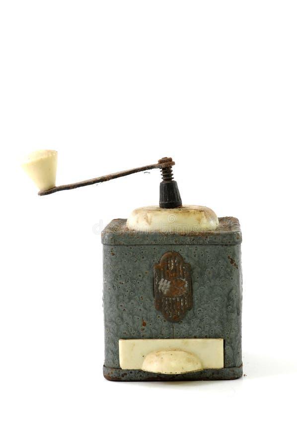 gammal krydda för grinder royaltyfri bild