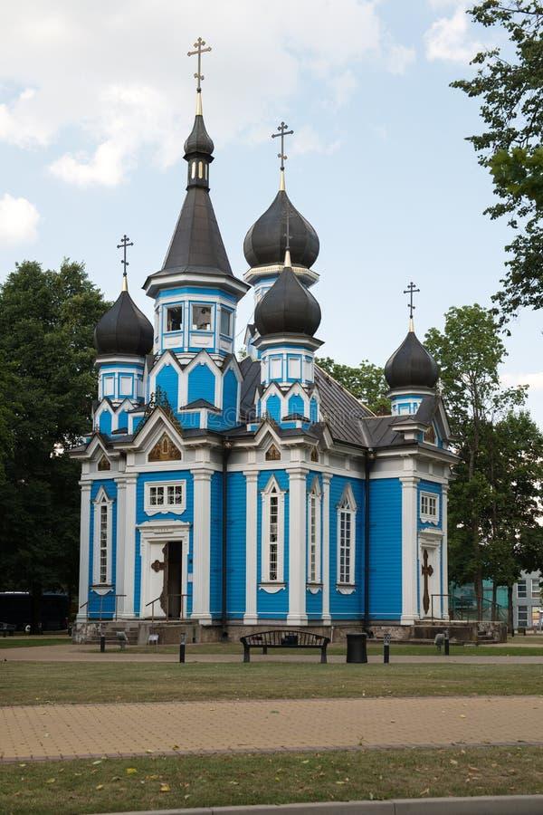 Download Gammal kyrka i gatan arkivfoto. Bild av kyrka, stad, turism - 78726774
