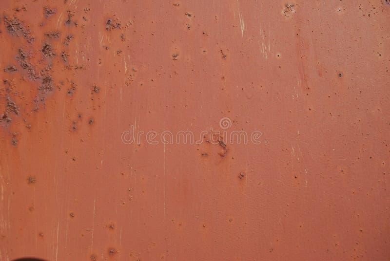 Gammal metall för textur royaltyfria bilder