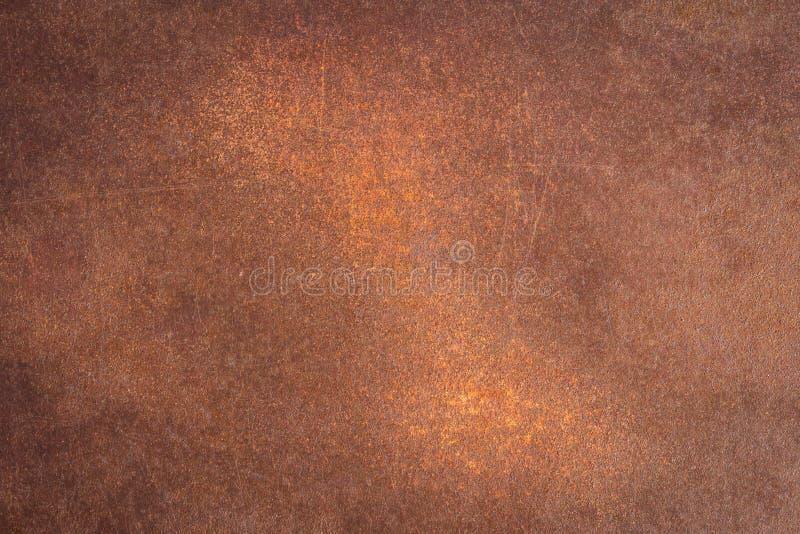 Gammal metalljärnrost royaltyfria bilder