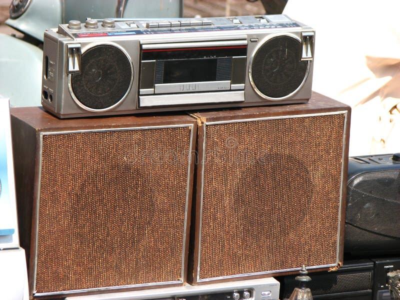 gammal musik royaltyfri fotografi