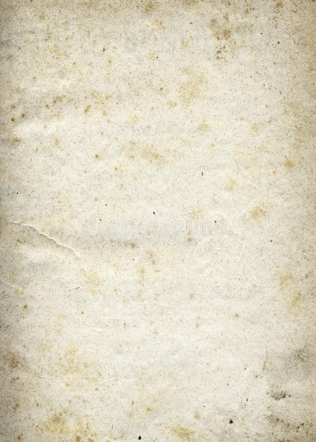 Gammal paper grungebakgrund royaltyfria bilder