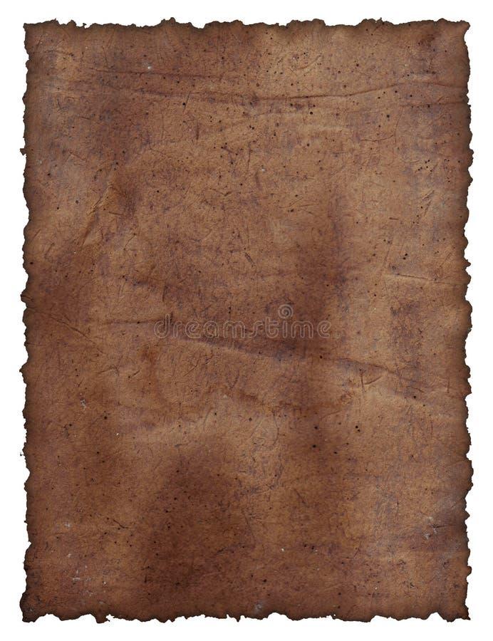 gammal paper tappning för bakgrund royaltyfri illustrationer