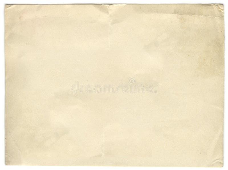 gammal paper textur arkivfoto