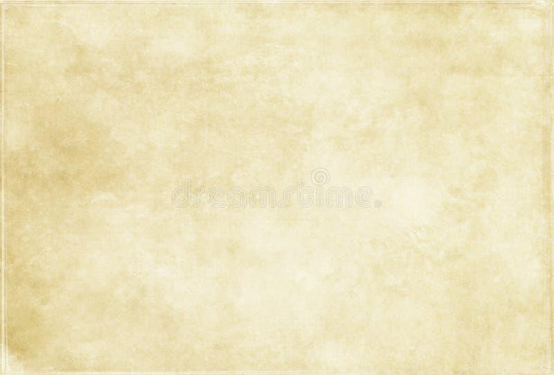 Gammal paper textur för bakgrund arkivbilder