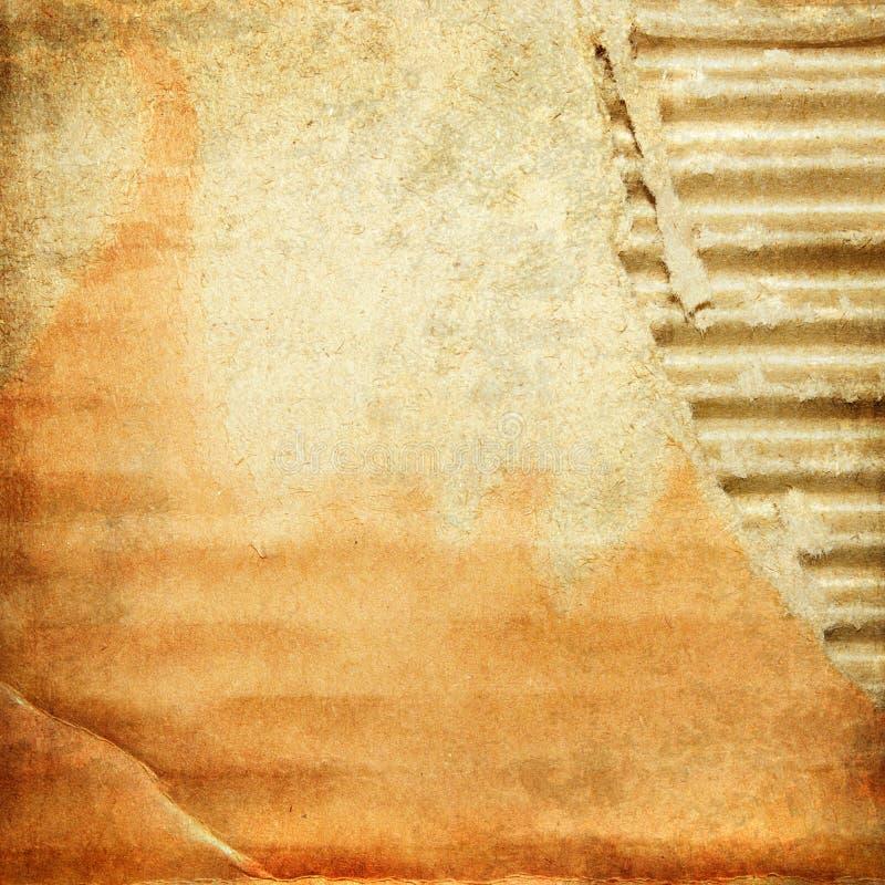 gammal paperboard fotografering för bildbyråer
