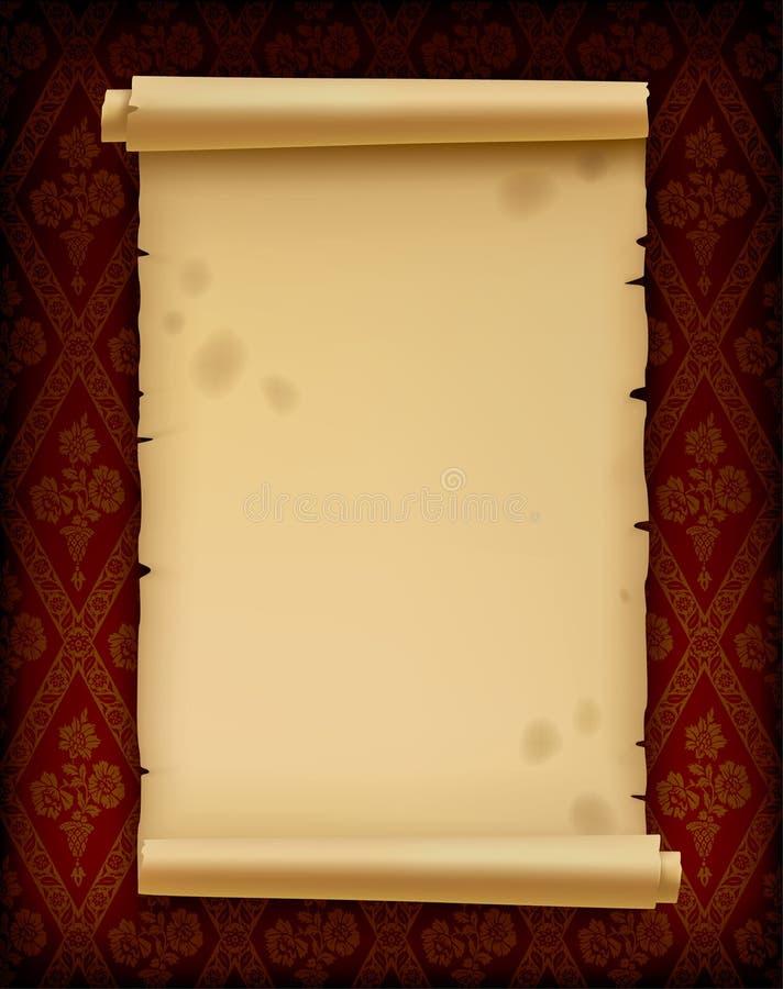 gammal parchment
