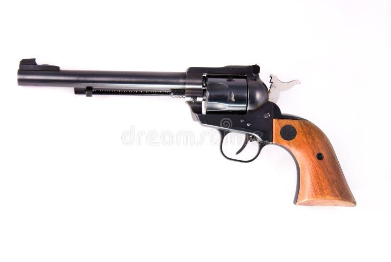 gammal pistol arkivfoton