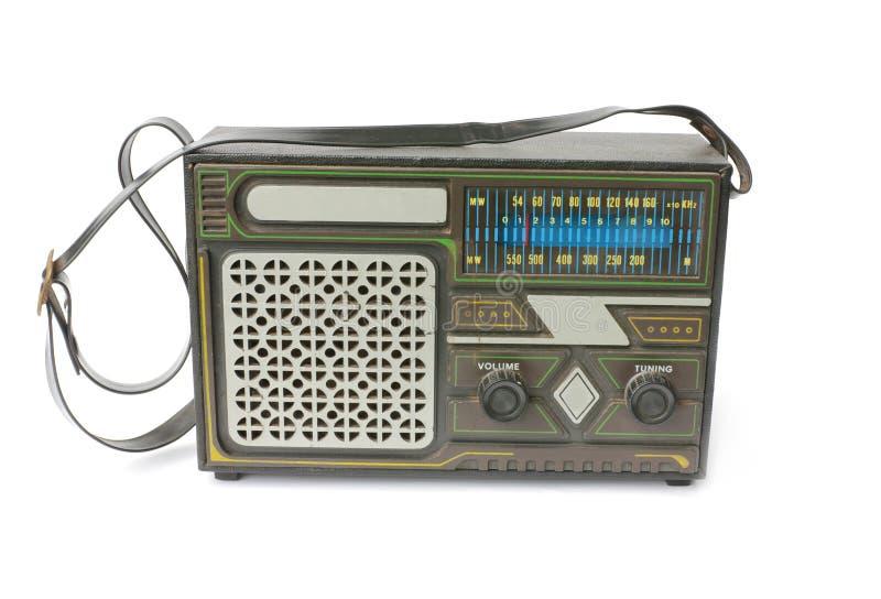 Download Gammal radio fotografering för bildbyråer. Bild av station - 27284825