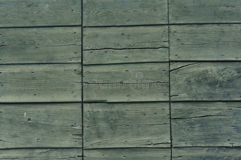 Gammal riden ut wood bakgrundstextur royaltyfri foto
