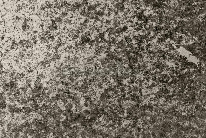Gammal rostad metallgrungebakgrund arkivfoto