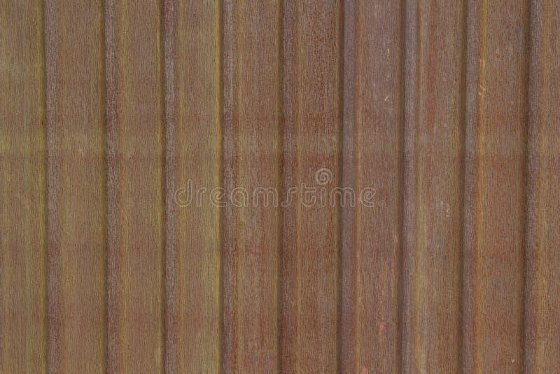 Gammal rostig texturerad bakgrund för metall vägg arkivfoto