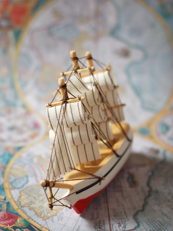 gammal ship för översikt arkivfoton