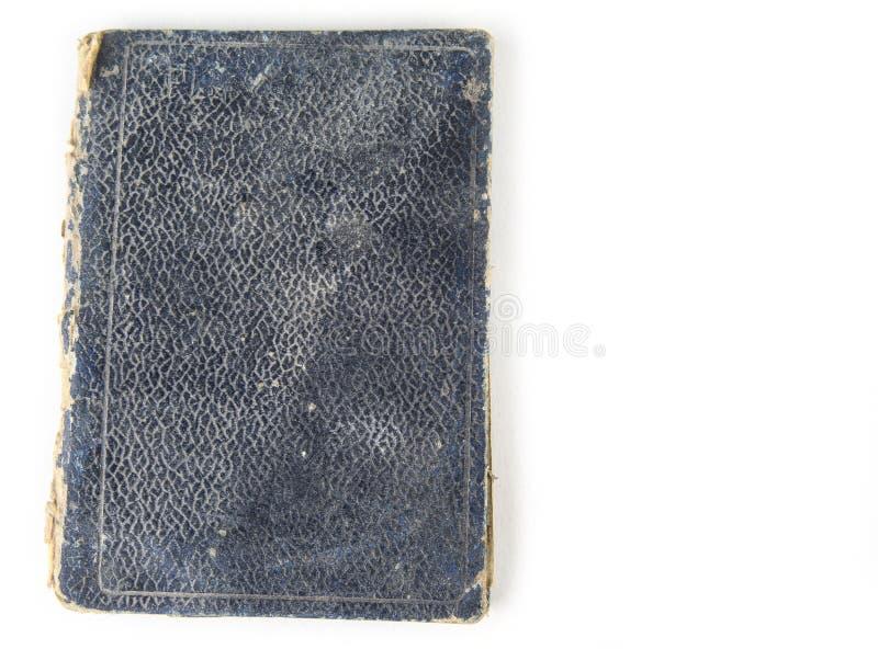 Gammal sjaskig tappninglegitimationbok från femtiotal arkivfoto