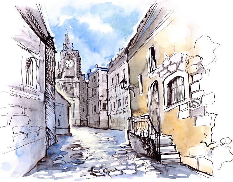 gammal stad