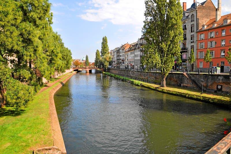 Gammal stad av den Luxembourg staden arkivfoto